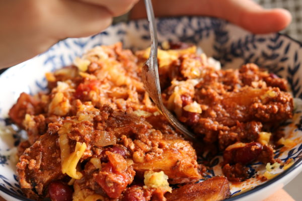 Solas Chips with Chili & Cheese